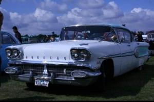 1958 pontiac starchief 6.1 v8 not bel air rocket 88 chevy olds