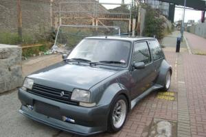 Renault 5gt turbo (classic) BB 230bhp tuned Photo