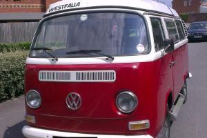 RHD VW T2 Camper (Westy Pop-Top)