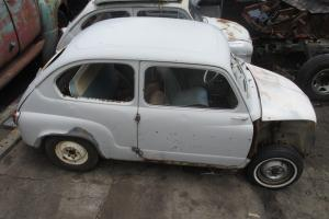 Fiat 600 microcar other hot rod diesel conversion vw project 500 Abarth TC race Photo