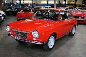 RESTORED 1967 ABARTH OTR 1000