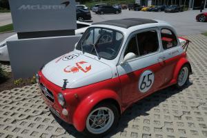 1966 FIAT ABARTH 695 ESSE-ESSE REPLICA