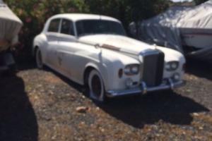 1963 Bentley S3 Saloon Project car