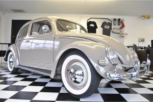 1957 VW Beetle Complete Restoration Oval Window 12V Immaculate Zero Rust