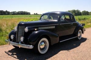 1937 BUICK CENTURY COUPE---VERY GOOD EXAMPLE---HARD TO FIND