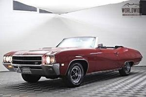 1969 Buick GS400 Convertible Tribute AUTO Show Quality DRIVE ANYWHERE!!
