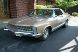1965 Buick Riviera California Car  ORIGINAL PAINT Photo