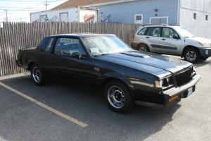 1987 Buick Grand National - Rare Astro Roof Option