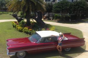 1963 Cadillac convertible 2 door rag top