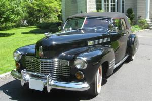 1941 Cadillac Convertible Sedan Investment Quality