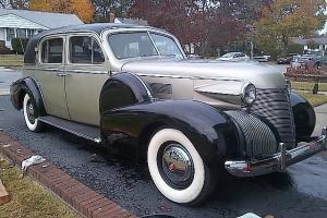 1939 Cadillac Formal Sedan Limo  1 of 53 made