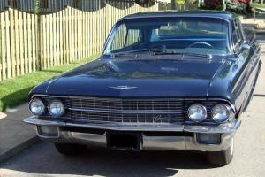 CLASSIC 1962 Cadillac Fleetwood Sixty Special - ORIGINAL AND IN GREAT SHAPE!