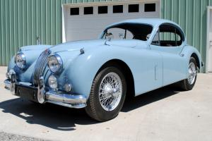 1955 Jaguar XK140MC Fixed Head Coupe - Matching Numbers