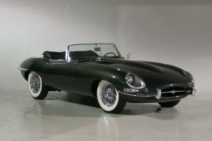 1963 Jaguar E Type Series I Roadster