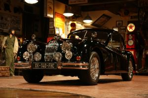 1956 JAGUAR XK140-MC Fixed Head Coupe