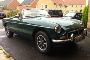 MGB Roadster - SALE AGREED
