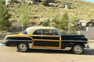 "1950 CHRYSLER NEWPORT  ""WOODIE""  TOWN & COUNTRY"