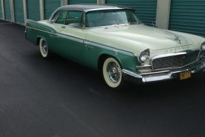 1956 Chrysler New Yorker St Regis, Beautiful Driver, New A/C