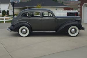 1937 Chrysler Imperial C-14 Touring Sedan
