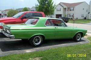 1963 Plymouth Fury      Dodge Chrysler Mopar