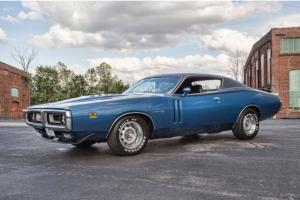 1971 Charger R/T, 440 6 Pack, Documented, Window Sticker, Build Sheets, 1 of 178
