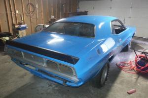 Vinyl 2 Door 340 4 speed Blue 8 Cylinder Restoration project 75% complete