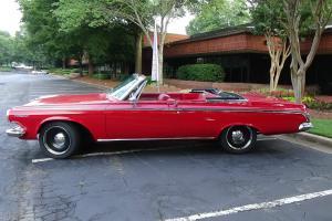 1963 Dodge Polara convertible 5.2L