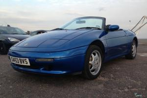 1990 Lotus Elan SE BBR Turbo 89K M100