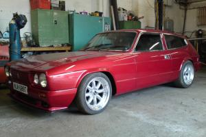 1978 RELIANT SCIMITAR GTE E ODVE RED