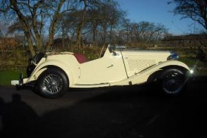 1950 MG/ MGF TD Sports/Convertible 1250cc Petrol  Photo