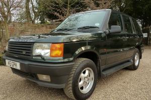 Range Rover HSE 4.6 25,000 Miles