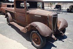 1934 INTERNATIONAL HOT 1/2 TON TRUCK RAT ROD 1933 RATROD SCTA 1935 GASSER 36