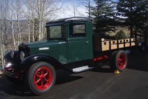"1931 IH Model B-2 ""Six Speed Special"" Photo"