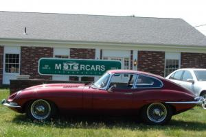1968 JAGUAR E-TYPE - XKE SERIES 1.5 FIXED HEAD COUPE- **Low Reserve!!**