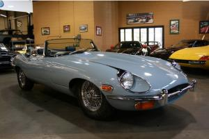 E-type 4.2 Liter Series II Roadster - Restored - Serviced - Needs Nothing...