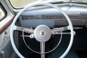 Beautiful 1940 Cadillac LaSalle Sedan all Original with 47k miles!