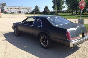 1989 LINCOLN MARK Vll HOT ROD  WITH FORD CRATE 306   340 HP SEE DETAILS