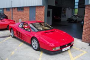 1986 Ferrari Testarossa single mirror 20k miles