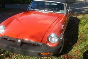 1977 MG MGB. Great condition