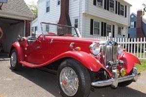 1952 Red Clone! VW Basede Platform Professional Build Tonneau Cover Low Mileage