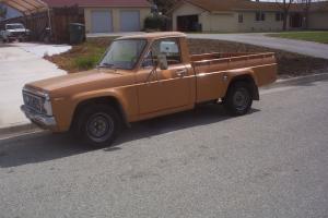 1975 Mazda REPU Rotary pickup
