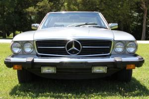 1980 Mercedes-Benz 450SL Roadster / Convertible (R107) with Hard Top