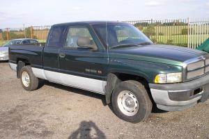 2001 DODGE RAM 150 SHORT BED EX CAB V8 AUTO 2001 2/DOOR