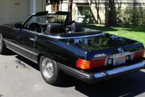 1980 MErcedes 450SL Convertible
