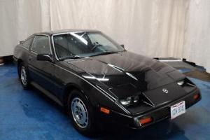 Nissan 300ZX 1986 5 speed manual non-turbo black