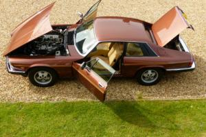 1981 X Jaguar XJS 5.3 V12 HE AUTO COUPE ONE OWNER 14000 MILES YES 14K FROM NEW