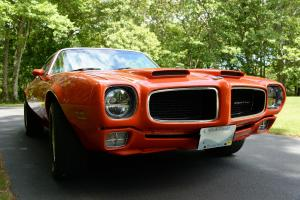 1970 Pontiac Firebird Formula 400  *Original Motor*  Recent State Inspection