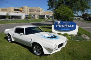 Trans Am 455 Numbers Matching Frame Off Restoration, Auto, AC, PHS documented,