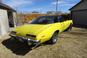 1973 Pontiac GTO Base Hardtop 2-Door 6.6L