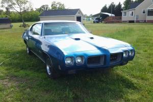 GTO 1970 RUNS